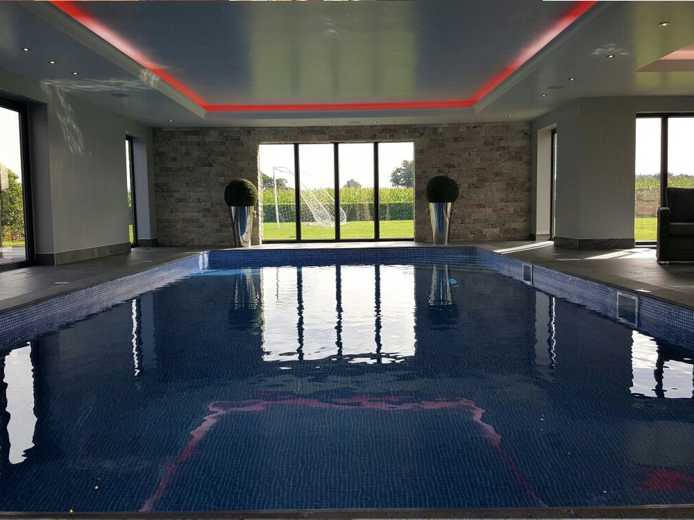swimming pool design installation Cheshire